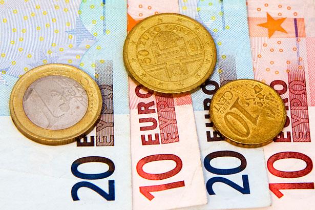 Euro - Etapy